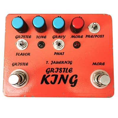 FOUR ON THE FLOOR - MYTHOS PEDALS - THE GUITAR KNOBS PODCAST